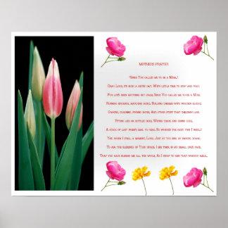 Mothers prayer print