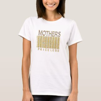 Mothers Priceless - Barcode - Shirt