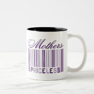 Mothers Priceless Coffee Mugs