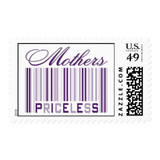Mothers Priceless Postage Stamp