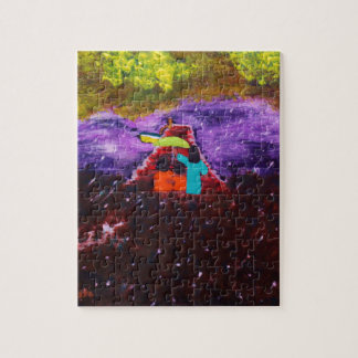 """""""Mother's Protection"""" Jigsaw Puzzle"""