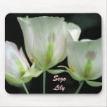 Mother's Sego Lily Mousepad