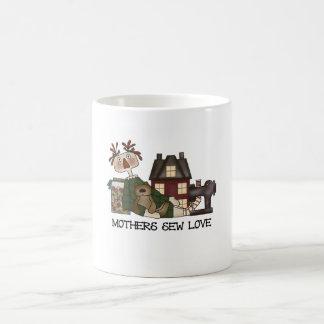 Mothers Sew Love Coffee Mug