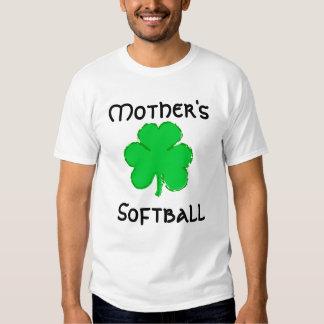 Mother's, Softball T-shirt