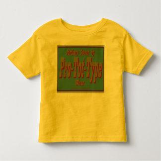 Mothers Swear By Pro-Tot-Type Wear/Boys Toddler T-shirt