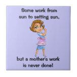 Mothers Work Design Tile