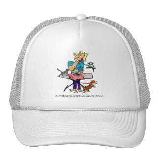 Mother's Work Hat