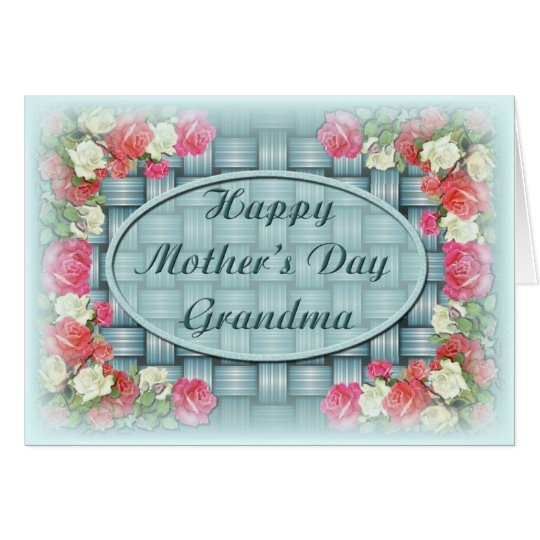 mothers's day Grandma1 Card