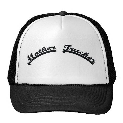 mothertrucker trucker hat