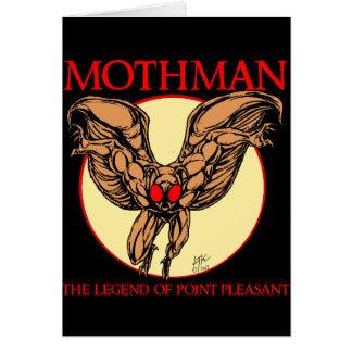 Mothman Card