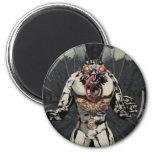Mothman Closeup Magnet