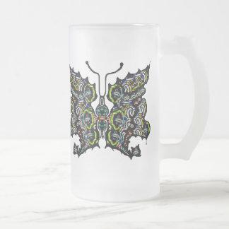 Mothman heló la taza