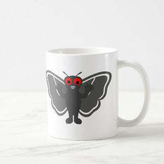Mothman lindo taza
