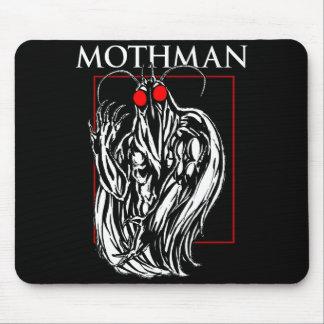 Mothman Mouse Pad