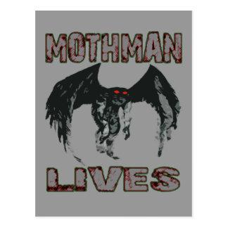 MOTHMAN VIVE POSTAL