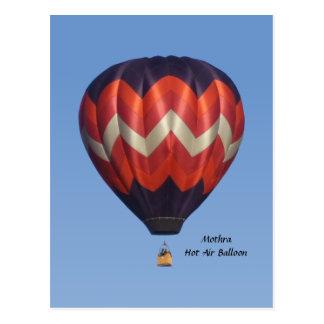Mothra Hot Air Balloon Postcard