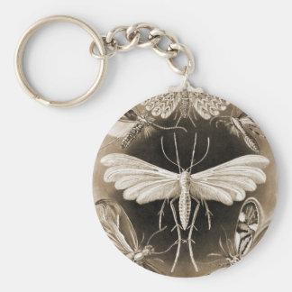 Moths Keychain