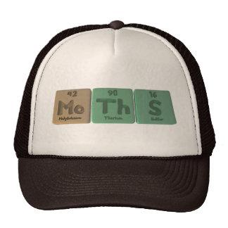 Moths-Mo-Th-S-Molybdenum-Thorium-Sulfur.png Gorras
