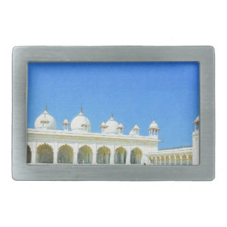 Moti Masjid (Pearl Mosque), Agra by Vasily Belt Buckle