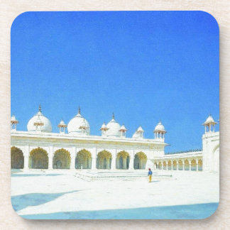Moti Masjid (Pearl Mosque), Agra by Vasily Coaster