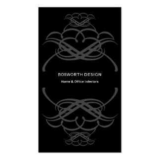 Motif 2-Card Double-Sided Standard Business Cards (Pack Of 100)