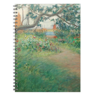Motif from Marstrand Spiral Note Book