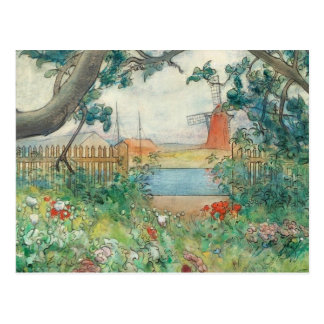 Motif from Marstrand Postcard