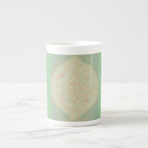 Motif Mug Tea Cup