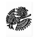 Motif of Ancient Mexico Postcard