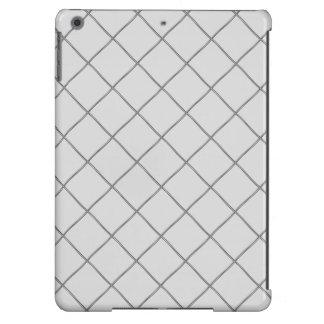 motif pattern ligne sobre iPad air covers