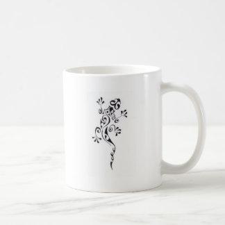 Motif-tatouage-lezard-polyn-sien Coffee Mug