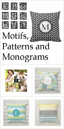 Motifs, Patterns and Monograms
