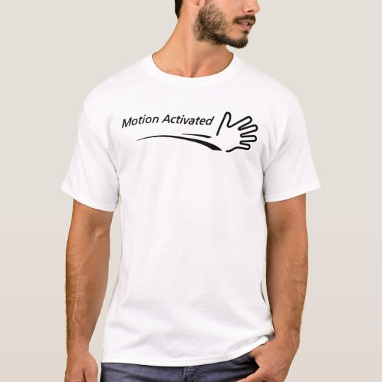 Motion Activated T-Shirt
