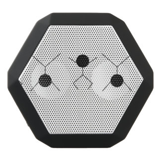 motion and graphics black bluetooth speaker