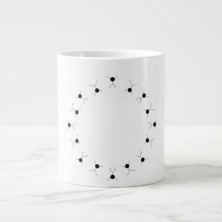 motion and graphics 20 oz large ceramic coffee mug