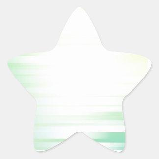 Motion Background Star Sticker