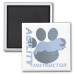 Motion Line Agility Instructor Magnet