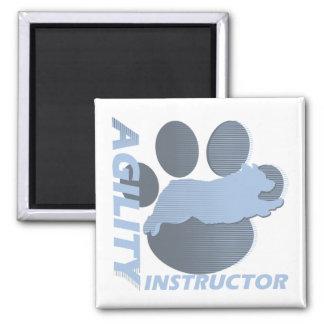 Motion Line Agility Instructor Magnet