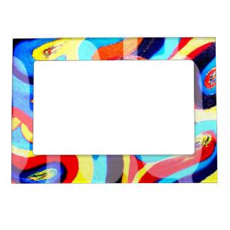 Motion Magnetic Photo Frame