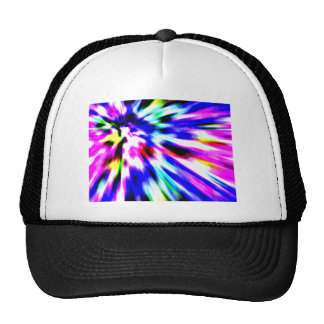 Motion of Color Trucker Hat