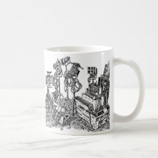 Motion Picture Grip & Electric Coffee Mug