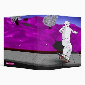 Motion Rotation skateboarding at park - Violet Binder