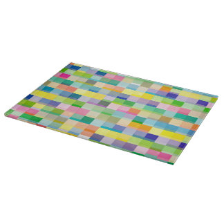 Motion squares cutting board