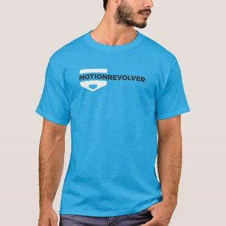 MotionRevolver BLUE T-Shirt