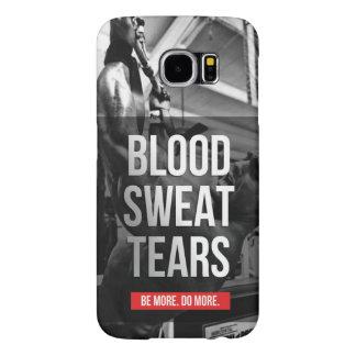 Motivación del Bodybuilding Fundas Samsung Galaxy S6
