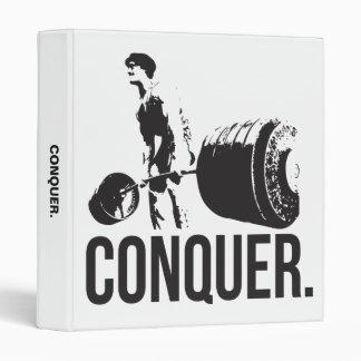 "Motivación del gimnasio - CONQUISTE Carpeta 1"""