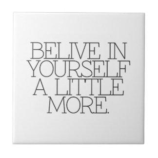 Motivación, inspiración, palabras de la sabiduría. tejas  ceramicas