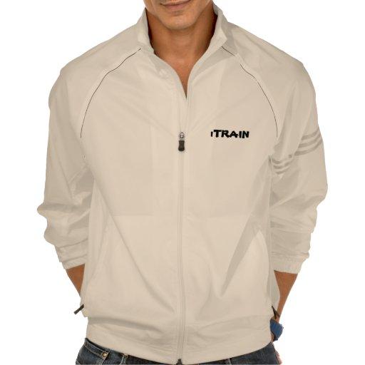 """Motivación """"iTrain """" del gimnasio Camiseta"""