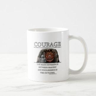 Motivador de la fantasía del valor de taza de café