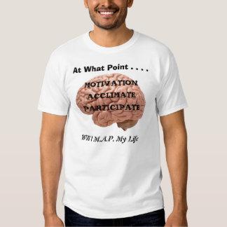 MOTIVATE/ACCLIMATE/PARTICIPATE T-Shirt